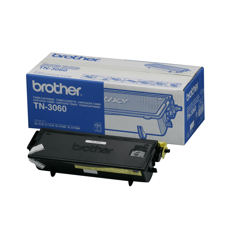 Brother TN-3060 Tonerkartusche – Schwarz