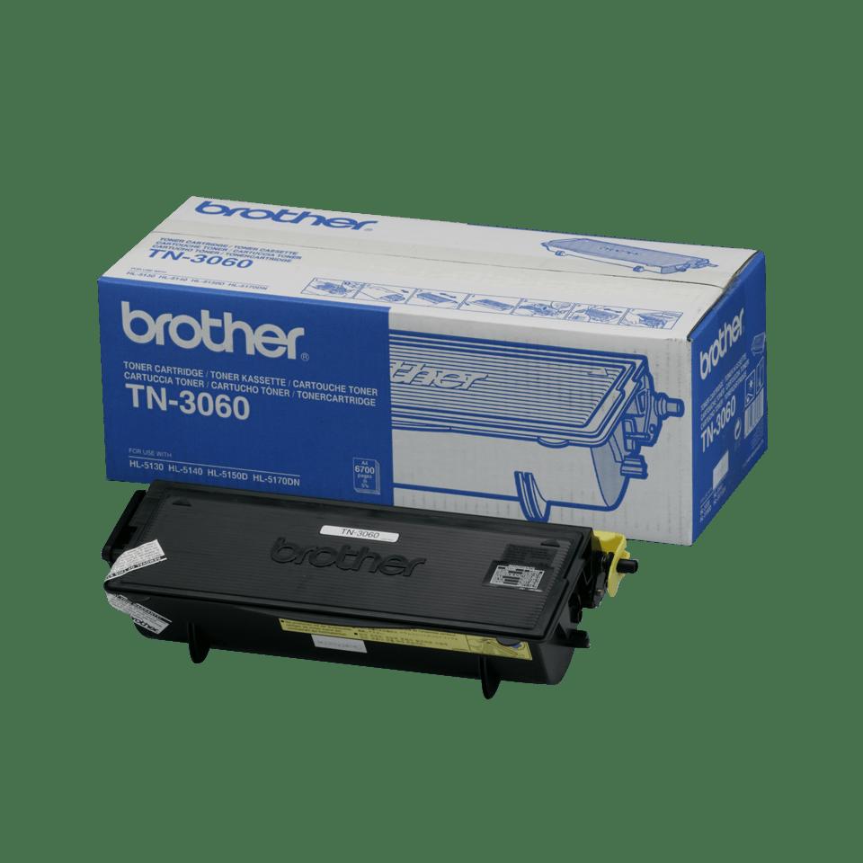 Brother TN-3060 Tonerkartusche – Schwarz 0