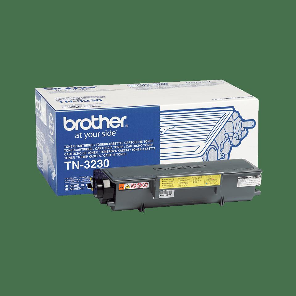 Brother TN-3230 Tonerkartusche – Schwarz 2