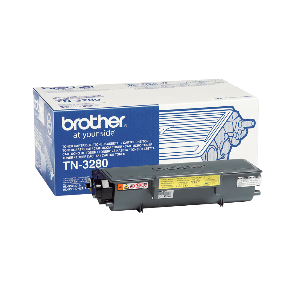 Brother TN-3280 Tonerkartusche – Schwarz
