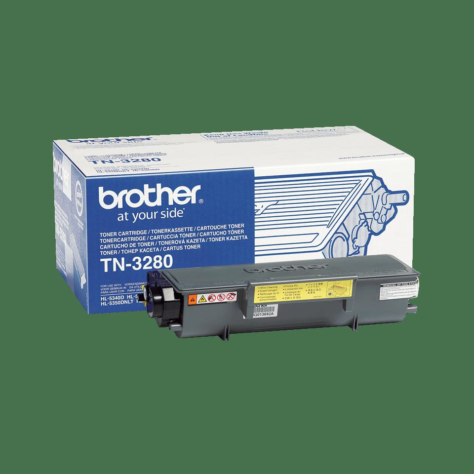 Brother TN-3280 Tonerkartusche – Schwarz
