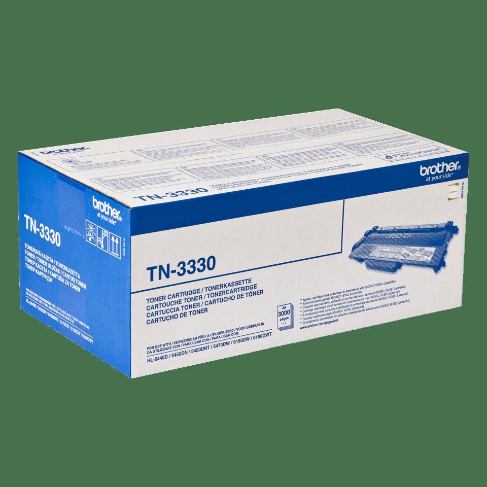 Brother TN-3330 Tonerkartusche – Schwarz 1