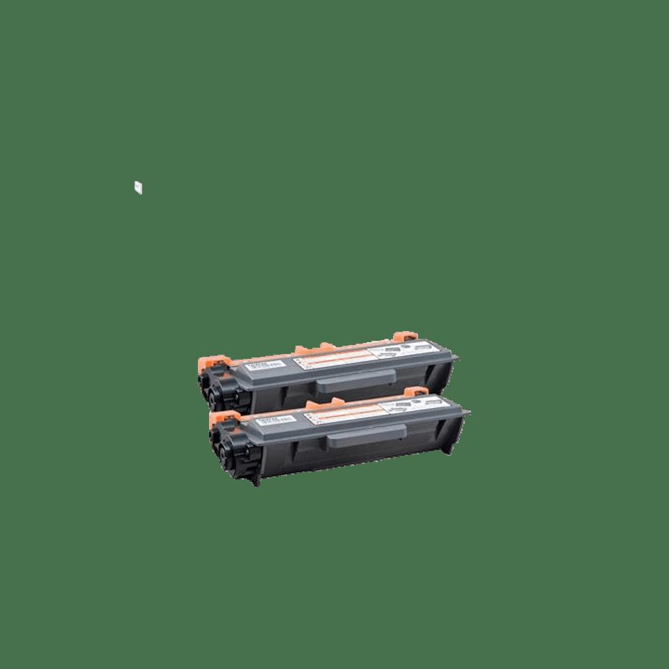 Brother TN-3390 Tonerkartusche Twin Pack