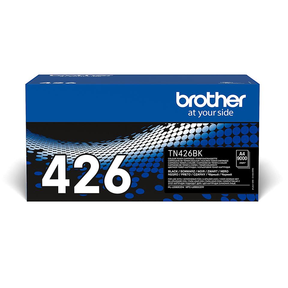 Brother TN-426BK Tonerkartusche – Schwarz 2