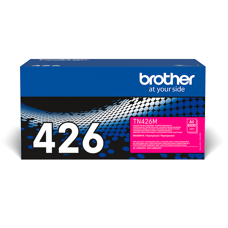 Brother TN-426M Tonerkartusche – Magenta 2