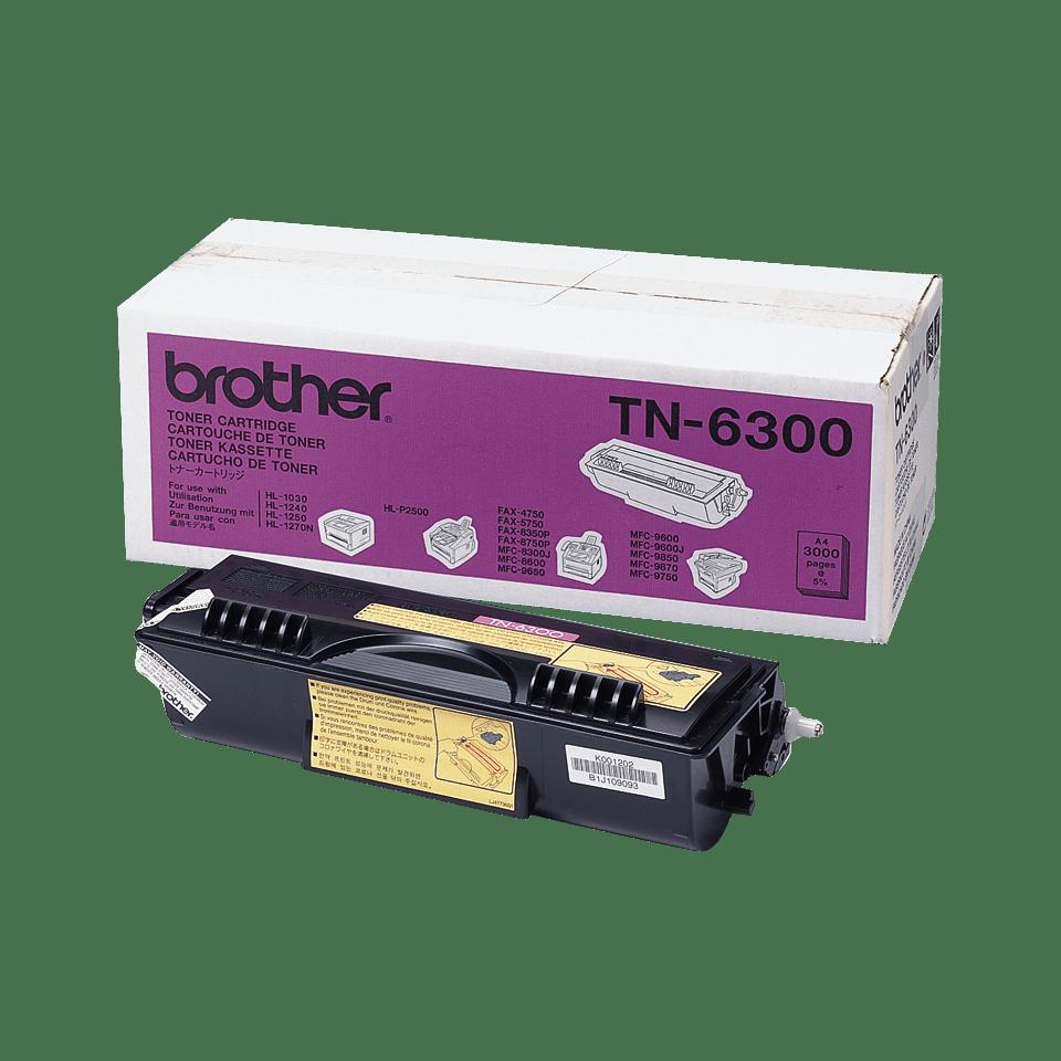 Brother TN-6300 Tonerkartusche – Schwarz