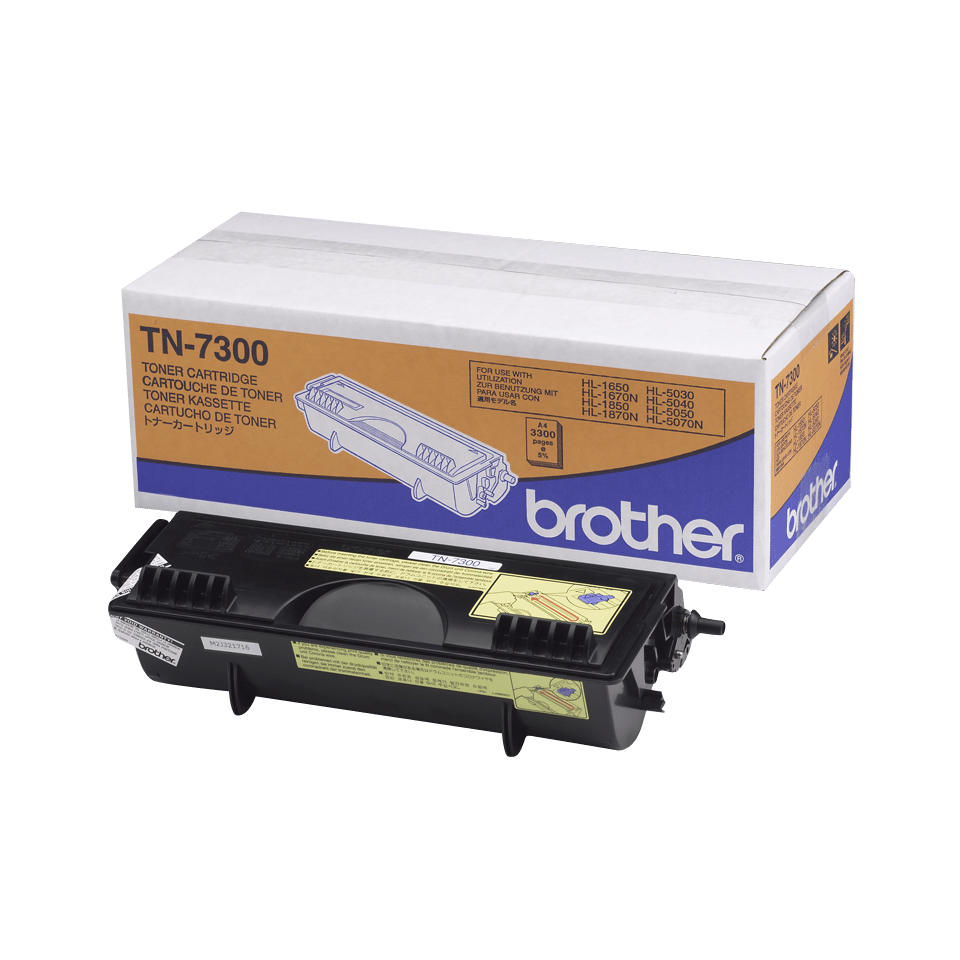 Brother TN-7300 Tonerkartusche – Schwarz