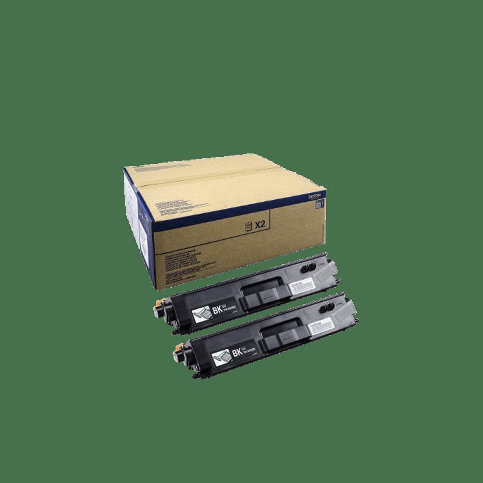 Brother TN-900BK Tonerkartusche Twin Pack