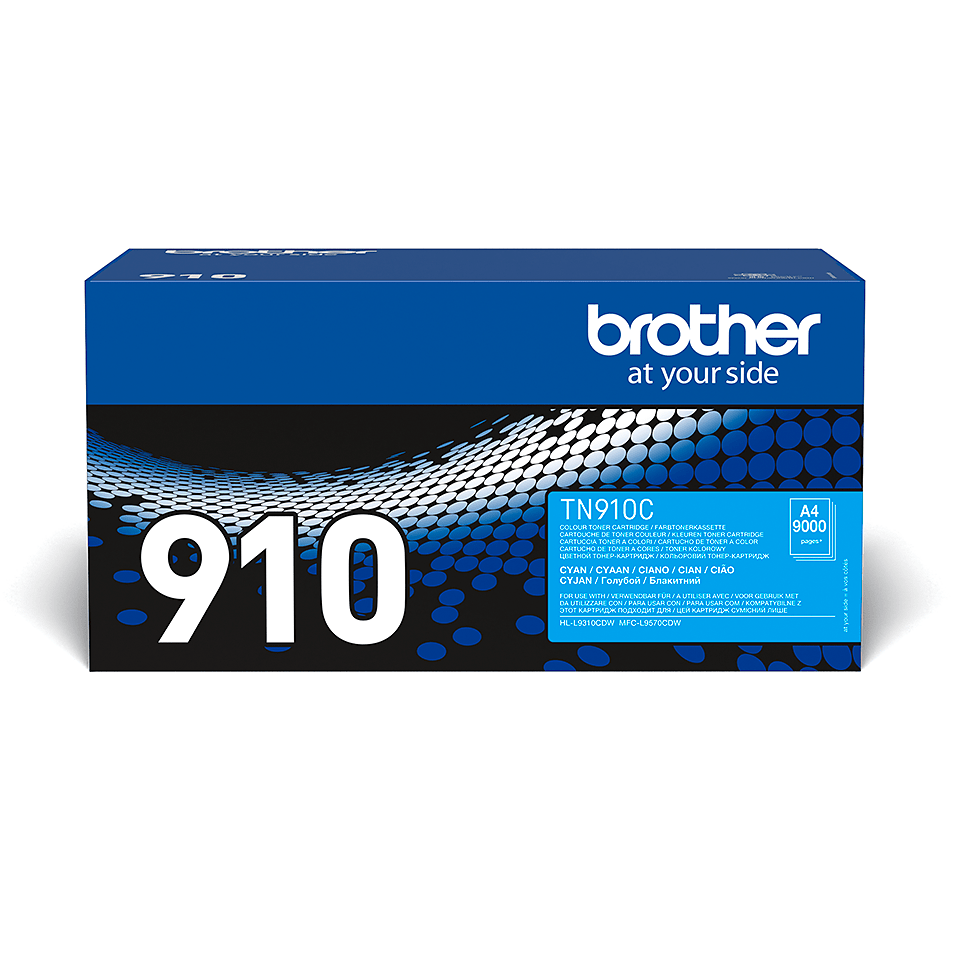 Brother TN-910C Tonerkartusche – Cyan 0