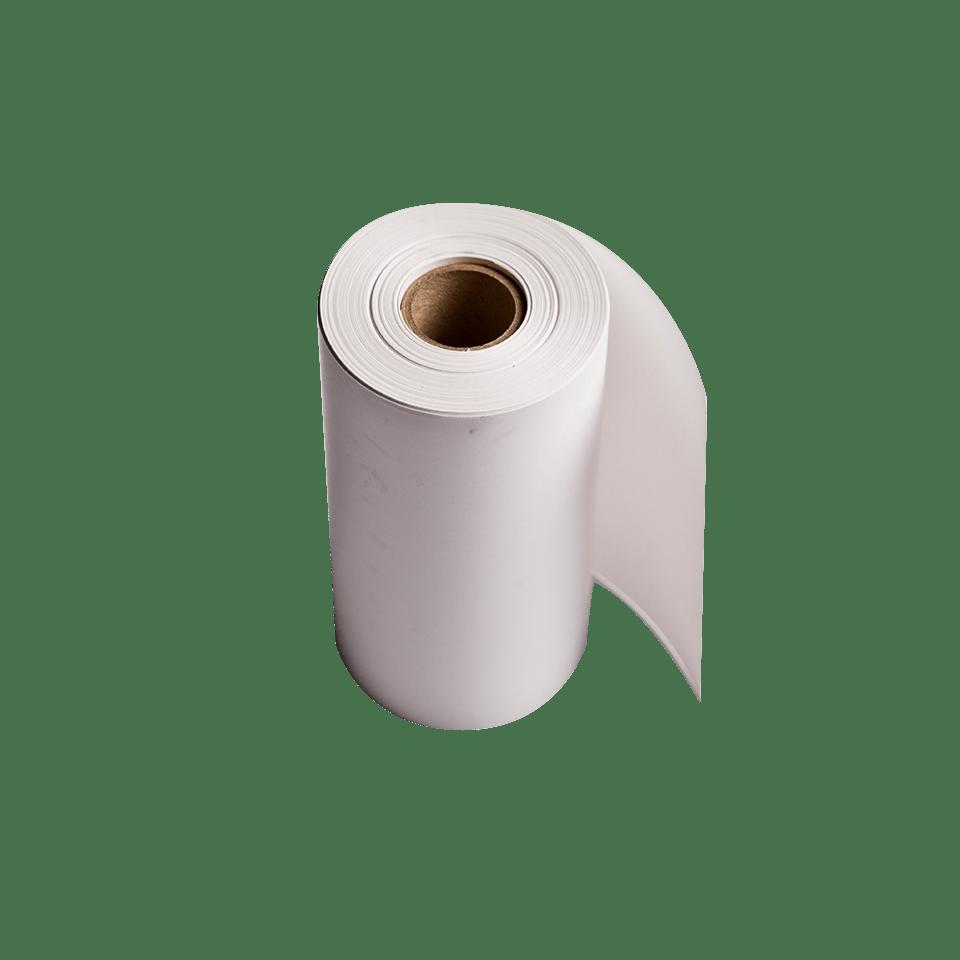 Brother RD-P08E5 Endlospapierrolle – schwarz auf weiß