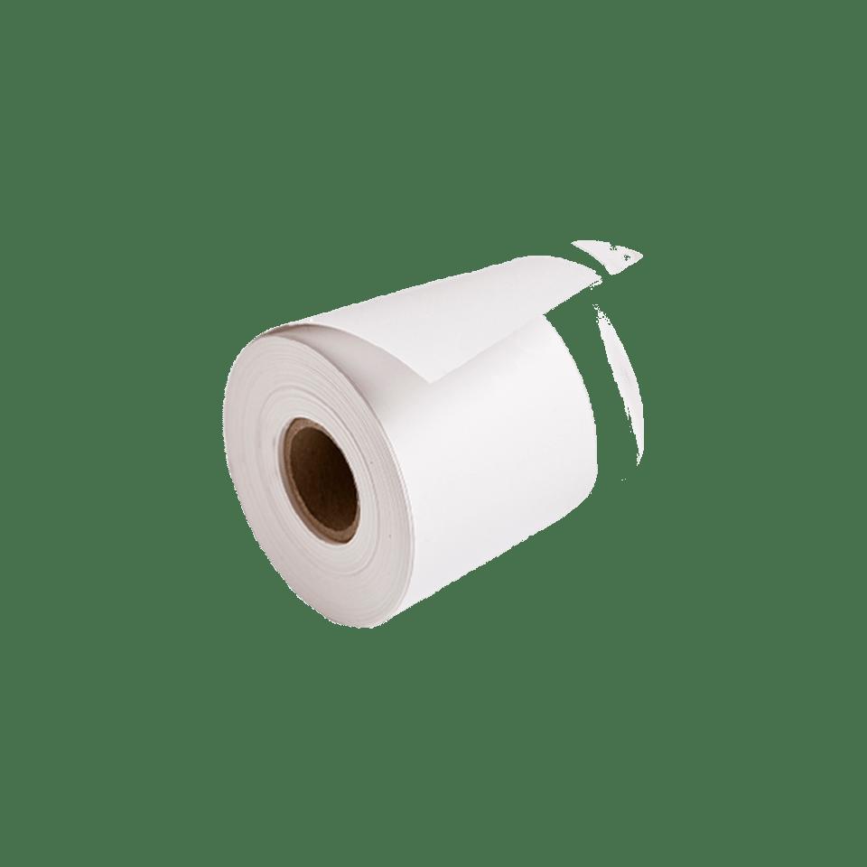 Brother RD-R03E5 Endlospapierrolle – schwarz auf weiß