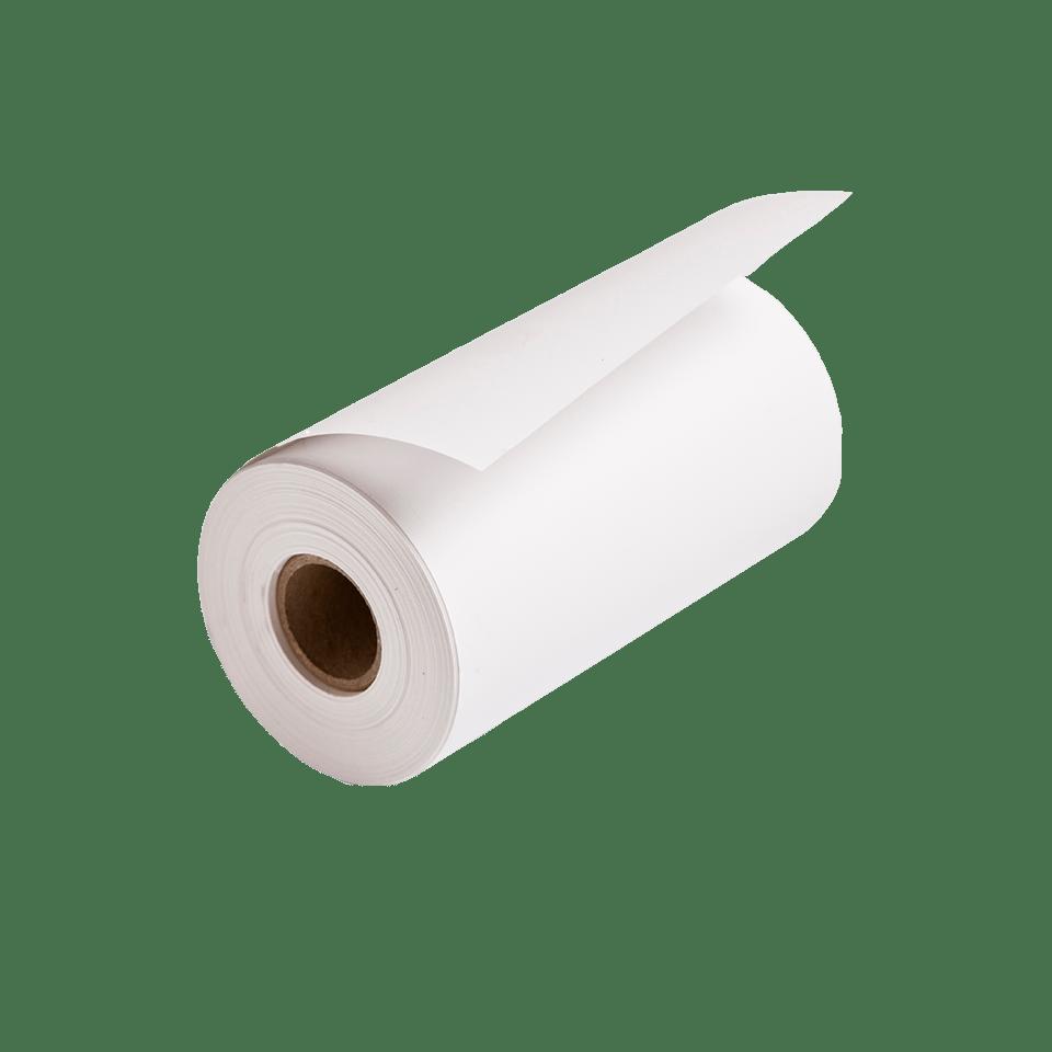Brother RD-S07E5 Endlospapierrolle – schwarz auf weiß