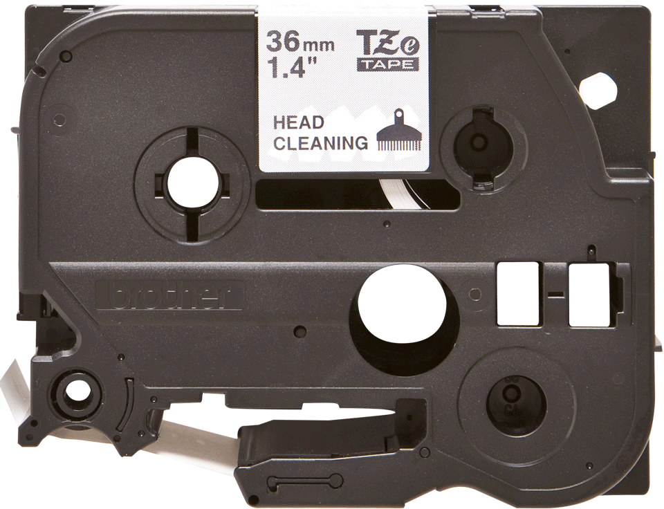 Brother TZe-CL6 Druckkopf-Reinigungskassette 0