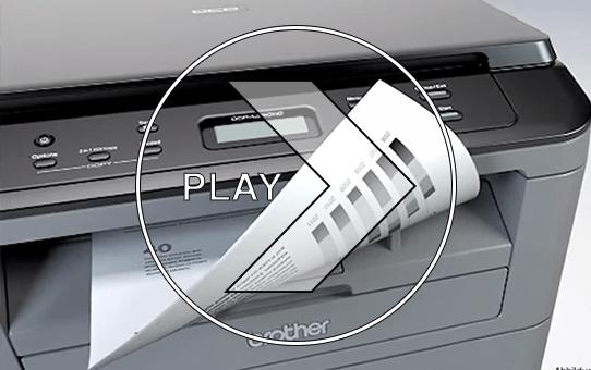 DCP-L2500D 4